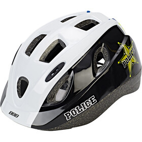 BBB Boogy BHE-37 Casque Enfant, police